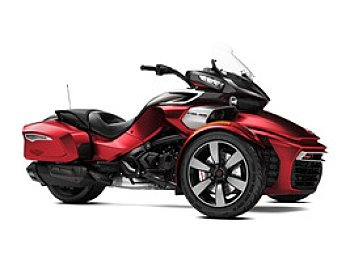2018 Can-Am Spyder F3 for sale 200537995